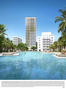 Fasano Shore Club - Site View from Pool - Emailable