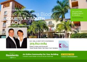 Mark & Zhanna Block | Courts At South Beach