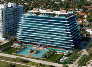 FENDI Chateau Residences in Surfside