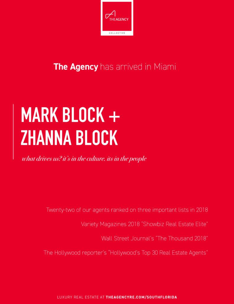 Variety Magazine Article | Mark Block Zhanna Block