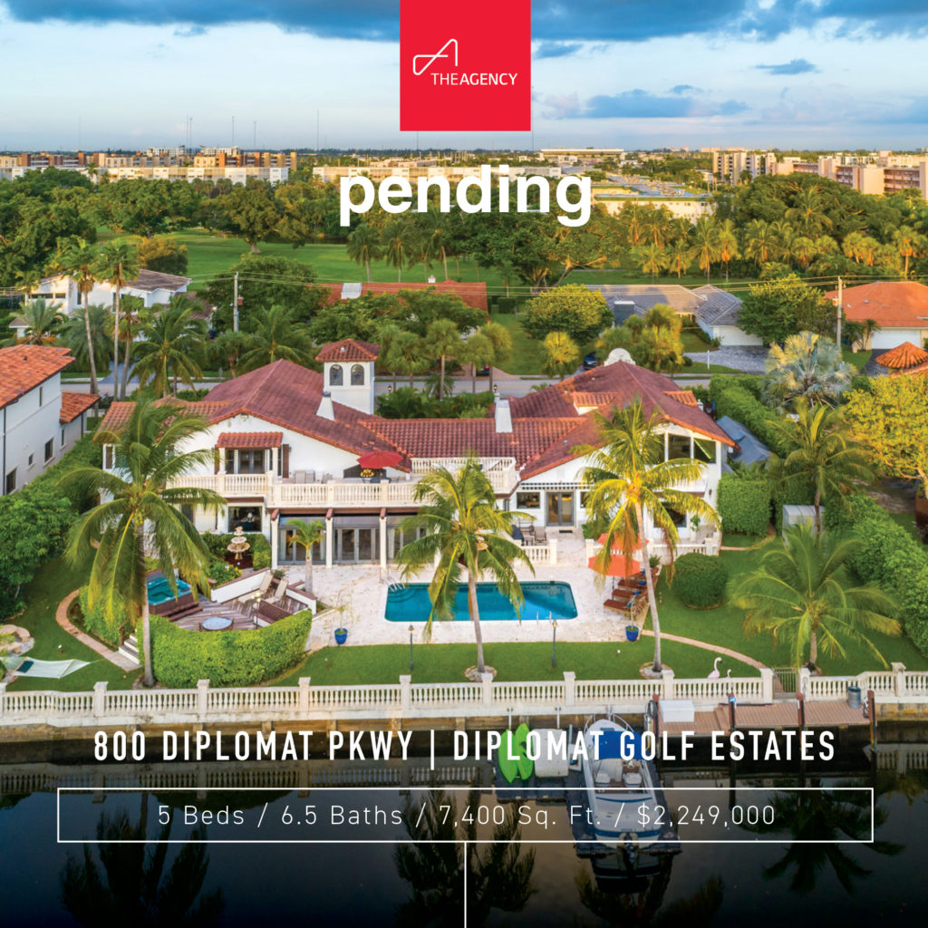 800 Diplomat Pkwy, Hallandale Beach, FL 33009